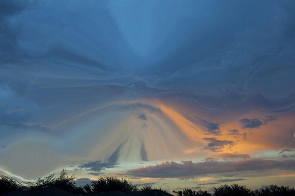 Imagining Liquid Skies